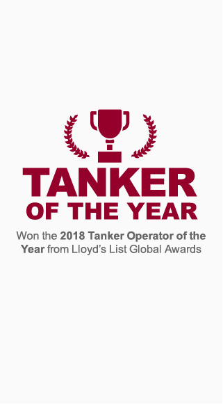 Tanker of the year